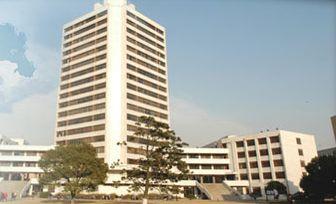 中国纺织大学